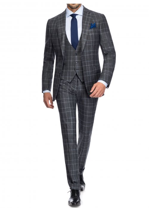 Maatpak Flannel by Vitale Barberis