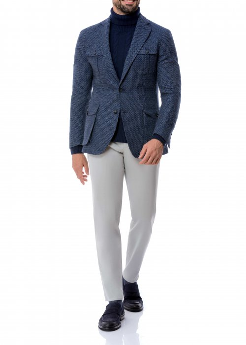 Smart-casual 330 grams wool by Angelico